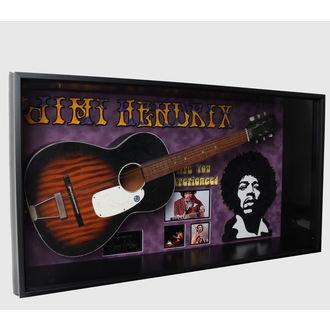 gitara s potpis Jimi Hendrix, ANTIQUITIES CALIFORNIA, Jimi Hendrix