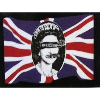 zastava Sex Pistols - Bog Spasiti The Queen, HEART ROCK, Sex Pistols