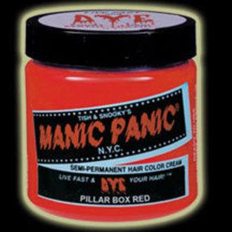 boja za kosu MANIC PANIC - Classic - Pillarbox Crvena