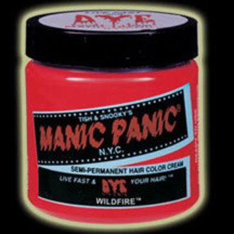 boja za kosu MANIC PANIC - Classic - Wildfire
