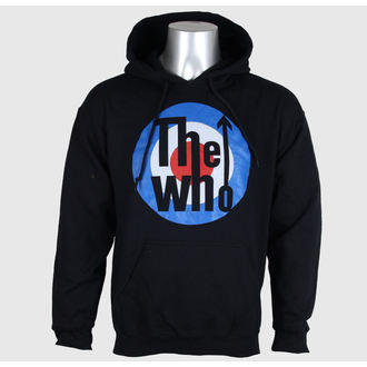 hoodie muški The Who - Target Classic - ROCK OFF, ROCK OFF, Who