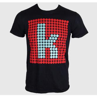 Majica muška The Killers - K Sjaj - Crno - ROCK OFF, ROCK OFF, The Killers