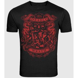 Majica muška SE7EN DEADLY - Gnjev, SE7EN DEADLY