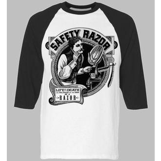 Majica muška sa 3/4 rukavom SE7EN DEADLY - Safety Razor Lopta za bejzbol, SE7EN DEADLY