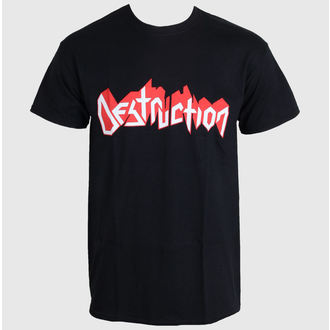 Majica muška Destruction - Logo - MASSACRE RECORDS, MASSACRE RECORDS, Destruction