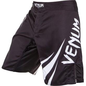 kratke hlače VENUM -  Challenger  - Crno / Ledeno bijela