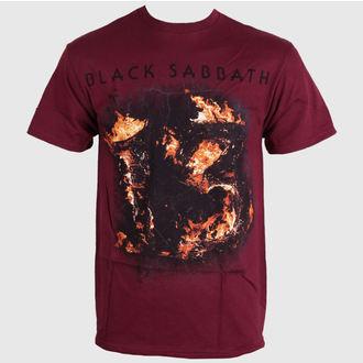 Majica muška Black Sabbath - TWE Kesten - Crven - BRAVADO, BRAVADO, Black Sabbath