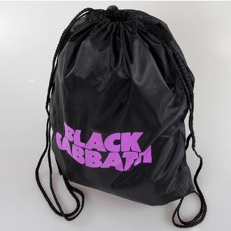 Torba Black Sabbath - Logo - Crno - BRAVADO, BRAVADO, Black Sabbath