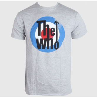 Majica muška The Who - Target - Siva - LIVE NATION, LIVE NATION, Who