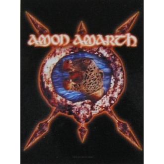 zastava Amon Amarth HFL 828, HEART ROCK, Amon Amarth