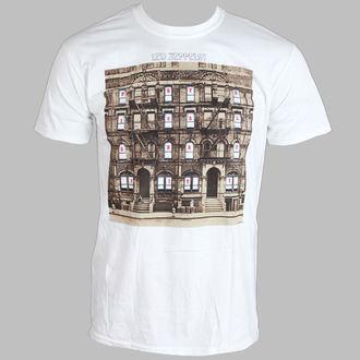 Majica muška Led Zeppelin - Psychical Graffiti - Bijelo - LIVE NATION, LIVE NATION, Led Zeppelin