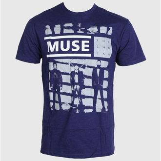 Majica muška Muse - Shade Od Siva - BRAVADO, BRAVADO, Muse