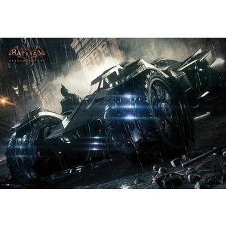 plakat Batman - Arkham Knight Batmobile - GB posters, GB posters