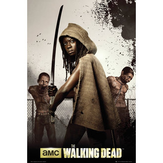 plakat The Walking Dead - Mrtav Michonne - GB posters, GB posters
