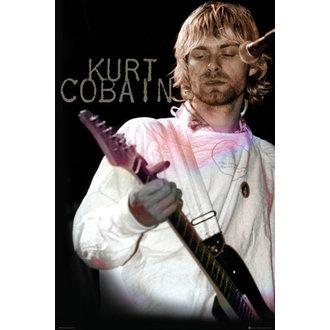 plakat Kurt Cobain - Cook - GB posters, GB posters, Nirvana