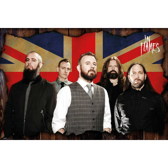 plakat In Flames - Band - GB posters, GB posters, In Flames