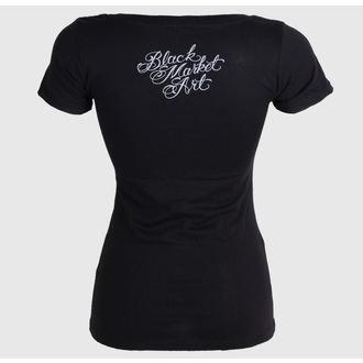 Majica ženska BLACK MARKET - Charlie Medina - Mrtav Queen