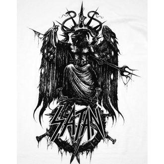 Majica muška CVLT NACIJA - Pokazati Ne Milost - Bijelo, CVLT NATION