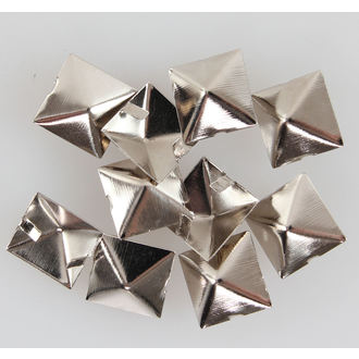 piramide metalni - 10ks, BLACK & METAL