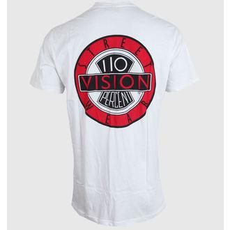 Majica muška  VISION  - Bijelo, VISION