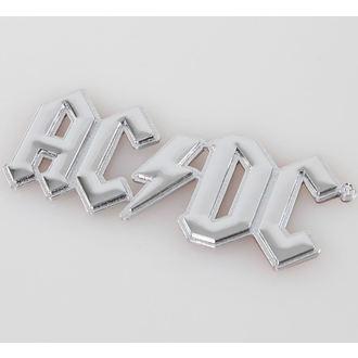 naljepnica 3D AC / DC - Chromlogo, F.B.I., AC-DC