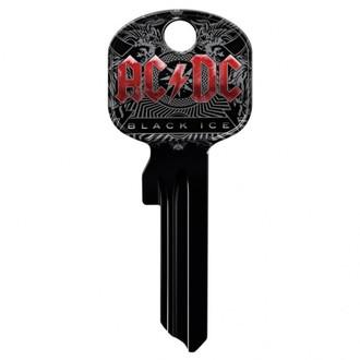 ključ na neobrađeni AC / DC - Black Ice, F.B.I., AC-DC