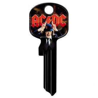 ključ na neobrađeni AC / DC - Live, F.B.I., AC-DC