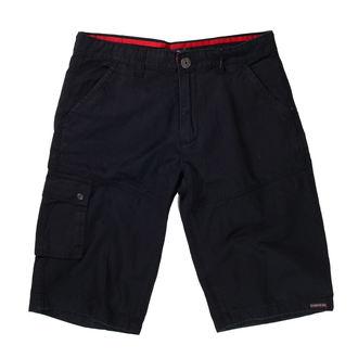kratke hlače muške Darkside - Crno, DARKSIDE