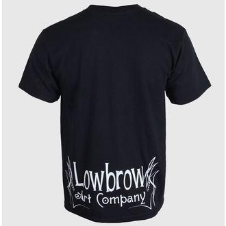 Majica muška BLACK MARKET - Lowbrow - Crno - LB0200, BLACK MARKET