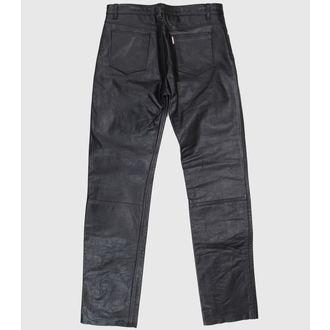 hlače muške BRIXTON - Crno, BRIXTON