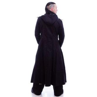 kaput muški -proljeće/jesen- NECESSARY - Zlo Marduk - Crno, NECESSARY EVIL
