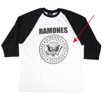 Majica muška Ramones - President Seal - Bijelo - BRAVADO - RMN1036, BRAVADO, Ramones