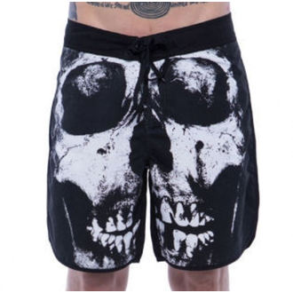 kupaći muški (kratke hlače) IRON FIST - Loose Tooth - Crno, IRON FIST