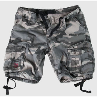 Kratke hlače muške VIŠAK - Airborne Berba grožđa - Nightcamo, SURPLUS