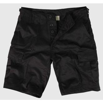 kratke hlače muške US BDU - Black, BOOTS & BRACES