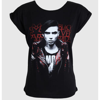 Majica ženska Black Veil Brides - Collar - Crno - PLASTIC HEAD, PLASTIC HEAD, Black Veil Brides