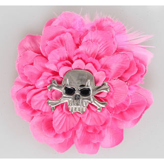 kopča za kosu Pink Skull, NNM