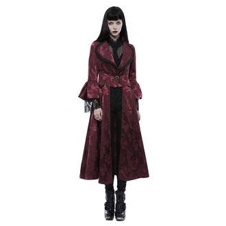 Ženski kaput PUNK RAVE - Ruby Gothic, PUNK RAVE