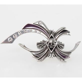 prsten ALCHEMY GOTHIC - Skull, ALCHEMY GOTHIC