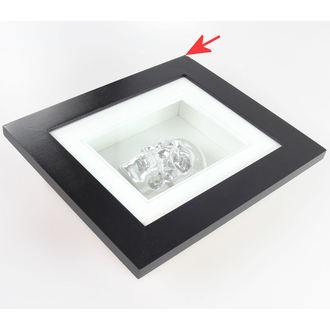 slika Silver Skull U Frame - OŠTEĆENA