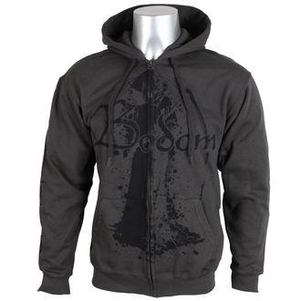 hoodie muški Children Of Bodom- Bodom - Siva - NUCLEAR BLAST, NUCLEAR BLAST, Children of Bodom