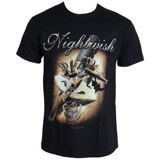 Majica muška Nightwish - Sextant - Crno - NUCLEAR BLAST, NUCLEAR BLAST, Nightwish