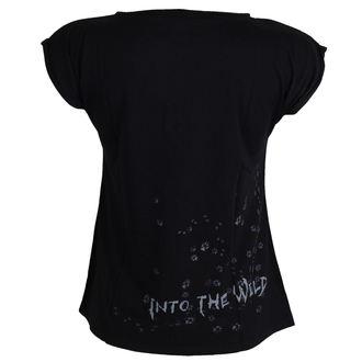 Majica ženska ALISTAR - Horse 2 - Crno 115