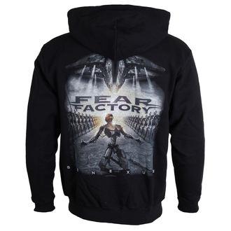 hoodie muški Fear Factory - Genexus - NUCLEAR BLAST, NUCLEAR BLAST, Fear Factory