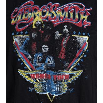Majica muška Aerosmith - Tužan Svijet Tura - LIVE NATION, LIVE NATION, Aerosmith