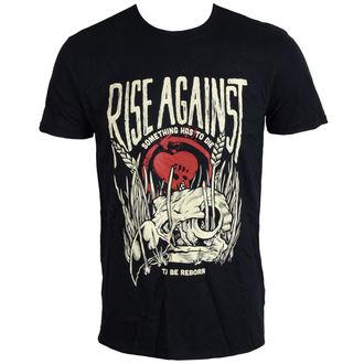 Majica muška Rise Against - Sup - Crno - LIVE NATION, LIVE NATION, Rise Against