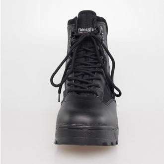 cipele zimske BRANDIT - Zatvarač Tactical - Crno, BRANDIT