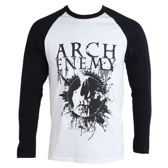 Majica muška dugi rukav Arch Enemy - Skull Baseball - RAZAMATAZ, RAZAMATAZ, Arch Enemy