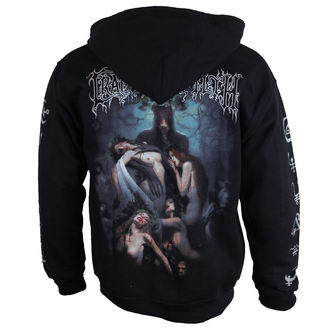 hoodie muški Cradle of Filth - Hammer Of The Witches - RAZAMATAZ, RAZAMATAZ, Cradle of Filth