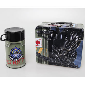 kutija za užinu + Termički mug ALIEN, Alien - Vetřelec